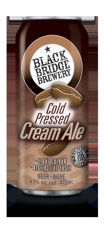 Cold Pressed Cream Ale